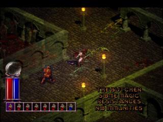 Screenshot Thumbnail / Media File 1 for Diablo [U]